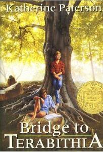 Bridge to Terabithia by Katherine Paterson Trumpet Club Special Edition 1996