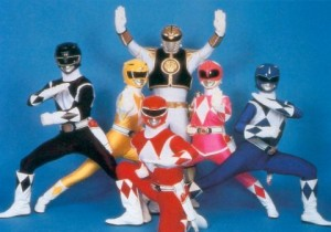 Mighty Morphin' Power Rangers, Saban, 1994