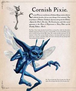 Harry Potter - The Creature Vault Hardcover – 24 Oct 2014 by Jody Revenson , Titan Books