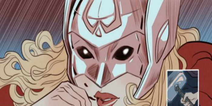 Illustrating the new Thor: Interview with Marguerite Sauvage