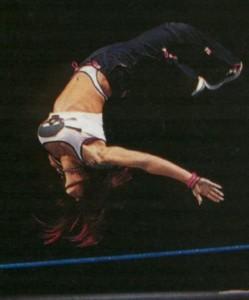 Lita Moonsault, WWF, WWE, WWE Network, 2000