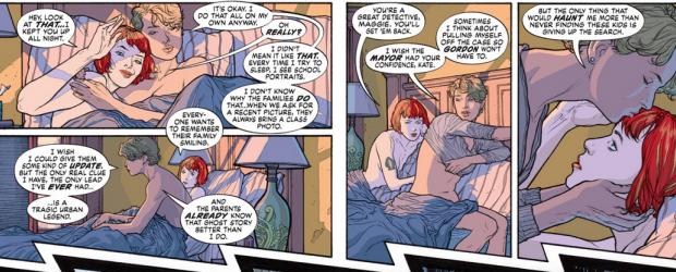 Batwoman #4 DC Comics