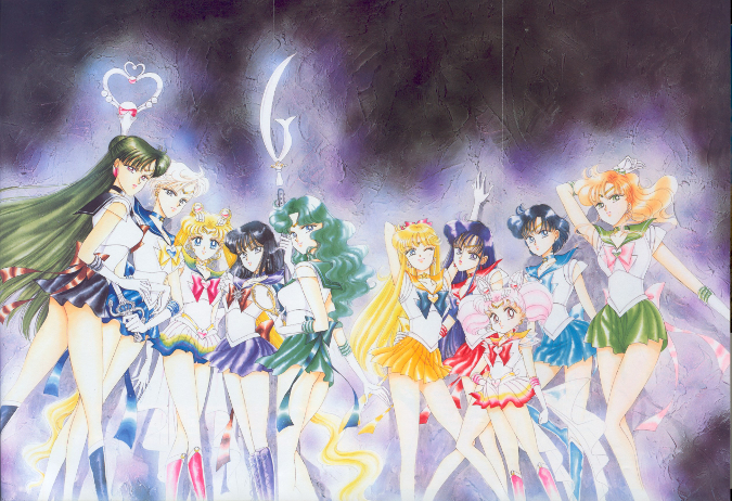 Bishoujo Senshi Sailor Moon Original Picture Collection Vol. III