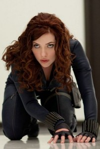 Scarlet Johansen as Black Widow - Iron Man 2 (2010) - Marvel Studios