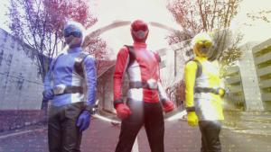I'm Loving: Tokumei Sentai Go-Busters