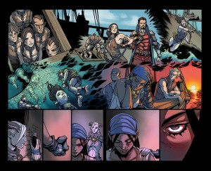 Dragon Age Those Who Speak Dark Horse Comics
