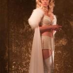 January Jones as Emma Frost in X-Men First Class (2011)