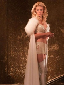 January Jones as Emma Frost in X-Men First Class (2011)