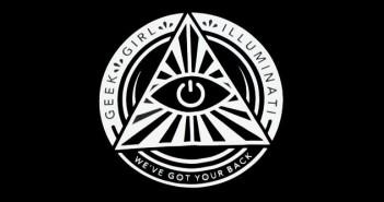 Geek Girl Illuminati logo