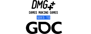 DMG goes to GDC logo