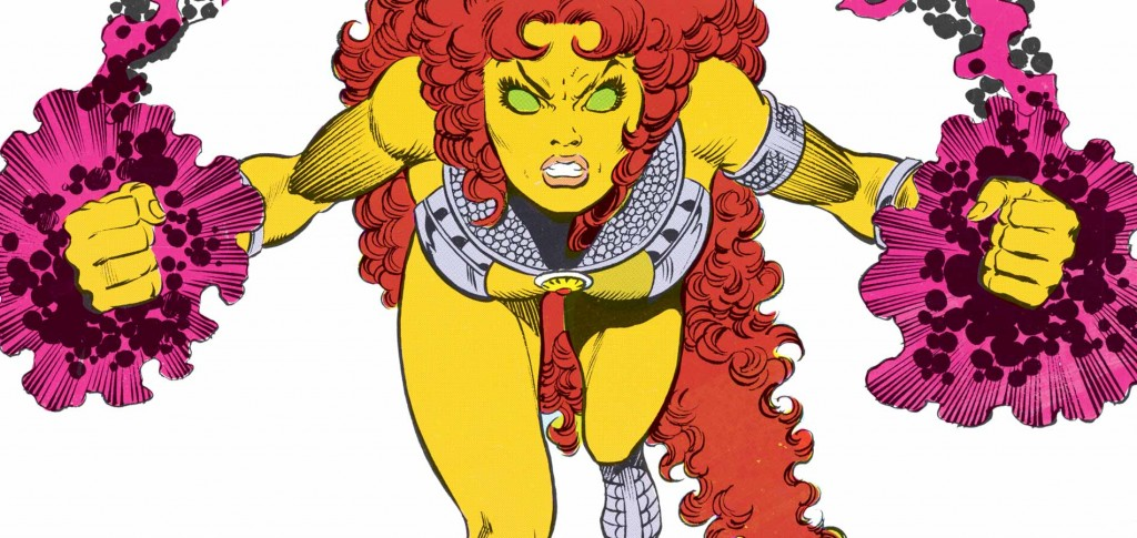Starfires New Costume A Reflection Of Her History And Personality