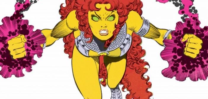 Starfire, Koriand'r, George Perez, DC Comics