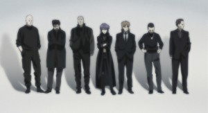 Ghost in the Shell SAC 2nd Gig Opening