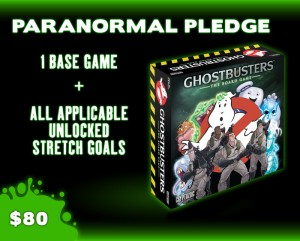 Ghostbusters Kickstarter