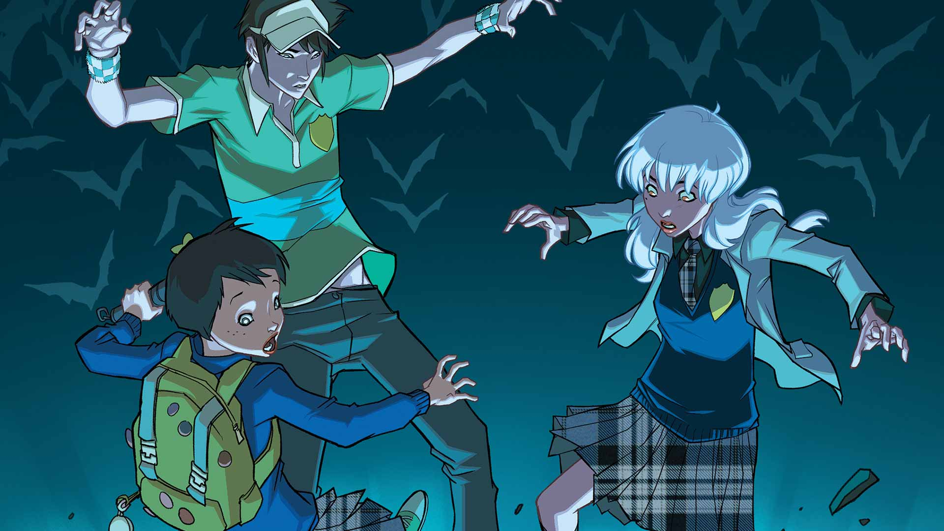 Gotham Academy #4: The Walls Are Listening