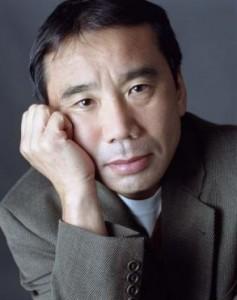 Haruki Murakami, murakamibooks.com, Portrait by Elena Seibert