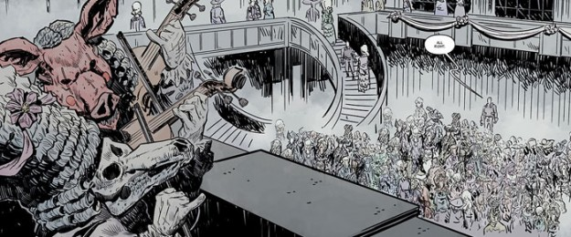 Incredible Indie Tuesday: While Marvel and DC Exploded, Indie Creators Gave Interviews!