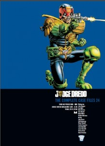Judge Dredd Case Files 24; Writers: Various; Artists: Various; Rebellion, 2015