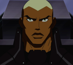 Aqualad Kaldur'ahm/Jackson Hyde, Young Justice, Created by Greg Weisman & Brandon Vietti, character design lead by Phillip Bourassa