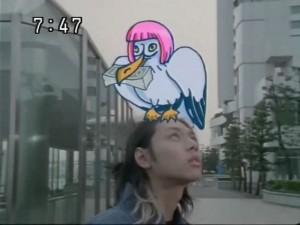 Bakuryu Sentai Abaranger, Toei, 2003