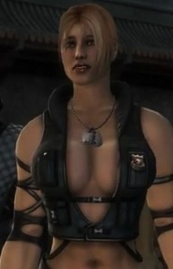 Sonya Blade, Mortal Kombat (9), 2011, NetherRealm Studios