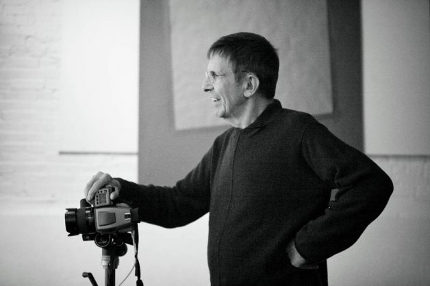 Leonard Nimoy - R. Michelson Galleries