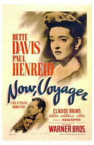 Directed by Irving Rapper Produced by Hal B. Wallis Screenplay by Casey Robinson Based on Now, Voyager by Olive Higgins Prouty Starring Bette Davis Paul Henreid Claude Rains Gladys Cooper Music by Max Steiner Cinematography Sol Polito Edited by Warren Low Production company Warner Bros. Distributed by Warner Bros. Release dates October 31, 1942