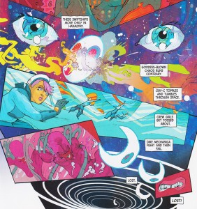 ODY-C, Matt Fraction, Christian Ward, Dee Cuniffe, 2014