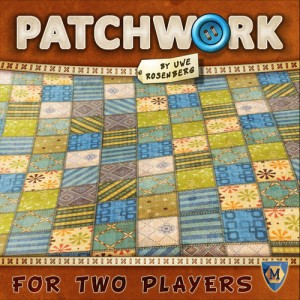 Patchwork game cover image