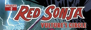 Review: Red Sonja – Vulture's Circle #2