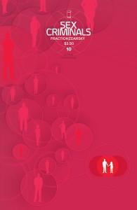 Sex Criminals #10 Chip Zdarsky February 2015 Image Comics
