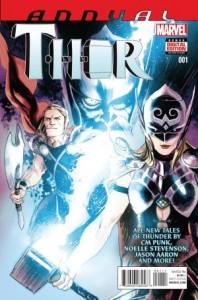Thor Annual #1 Rafael Albuquerque Marvel Comics 2015