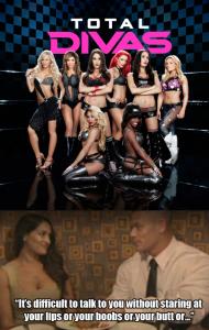 Total Divas, WWE, WWE Network, E!
