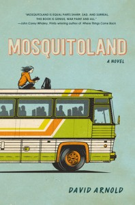Mosquitoland  David Arnold Viking March 3, 2015
