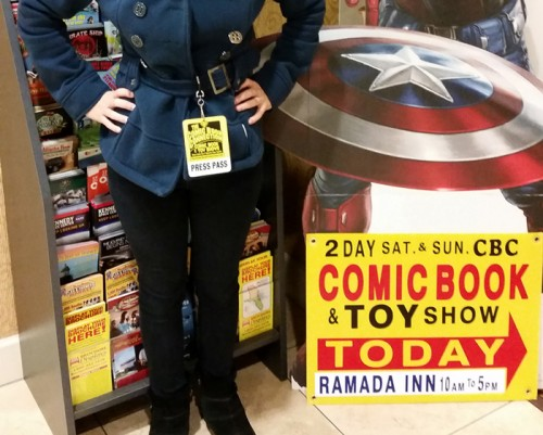 Comic Book & Toy Show: Get Your Fifty Cent Comics Here!