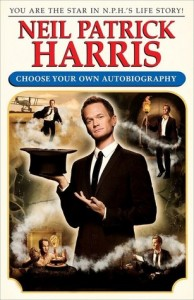 Neil Patrick Harris Choose Your Own Autobiography Neil Patrick Harris Crown 2014