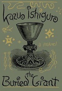The Buried Giant Kazuo Ishiguro Random House 2015