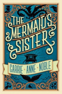 The Mermaid's Sister  Carrie Anne Noble Skyscape March 1, 2015