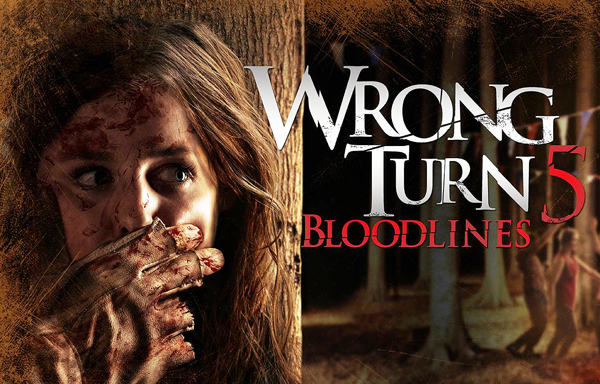 Movies That Shaped Me: Wrong Turn 5 Bloodlines