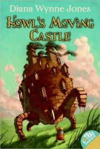 Howl's Moving Castle Dianne Wynne Jones Greenwillow 1986