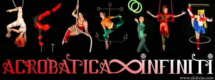 Kickstarter of the Week: Acrobatica Infiniti Circus