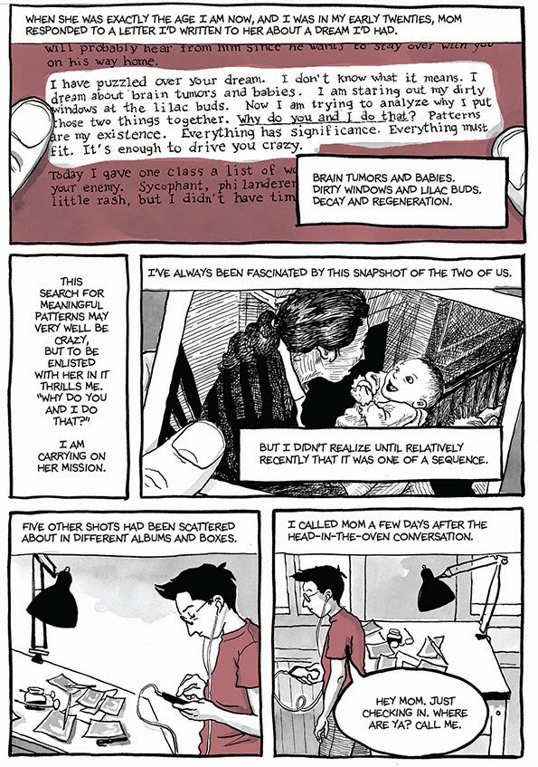 Are You My Mother, Alison Bechdel