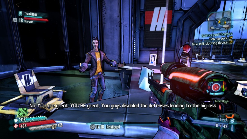 Borderlands 2: The Pre-Sequel