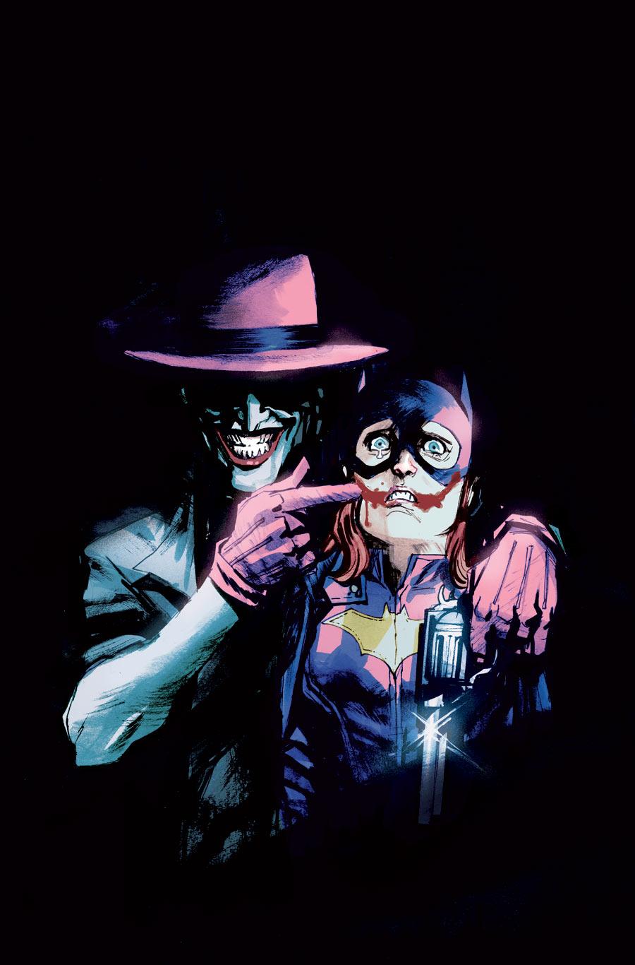 Batgirl #41 Variant, Rafael Albuquerque