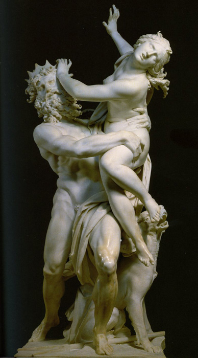 The Rape of Proserpina, Gian Lorenzo Bernini