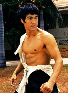 "Bruce Lee as Cheng Chao-an in ""The Big Boss"", 1971. Copyright 20th Century Fox."