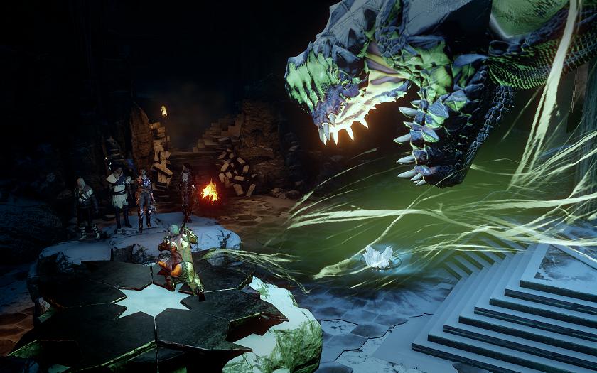 Dragon Age Inquisition - Jaws of Hakkon - BioWare - Electronic Arts (2015)