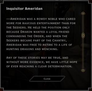 Dragon Age Inquisition - Jaws of Hakkon (2015) - Electronic Arts05