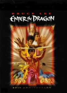 """Enter the Dragon"", 1973, Bruce Lee, 20th Century Fox"