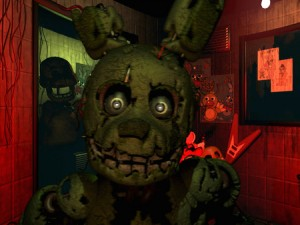 Five Nights at Freddy's 3  bear
